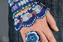 crochet jevelery