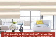 Santa Clarita Blinds & Shades / Santa Clarita Blinds & Shades is known throughout California for offering their customers free consultations and the widest selection of high-quality window coverings in the state.