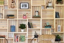 wooden box inspiration