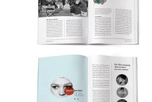 layout design magazine