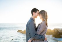 -ENGAGEMENTS | MICHELLE KYLE PHOTOGRAPHY- / Engagement Photos shot by Michelle Kyle Photography