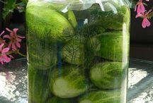 Konzervovanie ovocia zeleniny