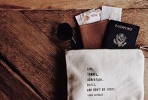 For the love of traveling ♥