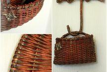 pletení pedyk nebo noviny