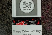 Valentine's Ideas / Each year in Daytona, we give away Valentine's in the motorhome lot.