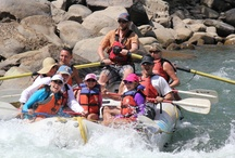 Lower Animas River / Experience Durango, CO from a different view! Lower Animas river rafting is a great way to relax while seeing new sights and learning the history of this beautiful mountain town! It is great for all ages and experience levels!