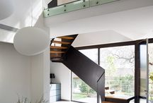 Staircases / Various stair inspirations