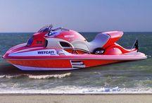 Deniz Araçları - Jetski