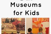 Family Travel Museums