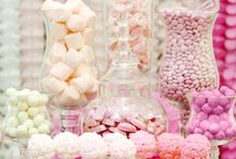 Sweet tables weddings