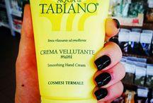 Novità in Bottega / Nuovi prodotti selezionati con cura per il benessere e la bellezza.