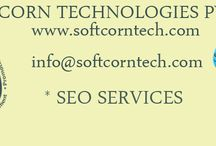 SEO SERVICES / SOFT CORN TECHNOLOGIES PVT. LTD. Search Engine optimization is the process of making your website or webpage to rank high in search engines such as Yahoo, google msn, bing, etc. We providing great opportunity to increase your business through a combination of keywords, META tags, ALT statements, comment, and Splash pages and positioning to improve your search engine ranking. http://www.softcorntech.com/