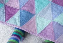 Tessellated quilts
