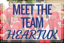 The HEART UK Team / Discover the small but perfectly formed team working at HEART UK - The Cholesterol Charity along with our lovely Ambassadors, Supporters & Partners.