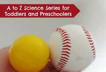 Science in PreK / by Shelley Howell