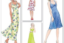 Sewing patterns. / Sewing patterns I want to try.