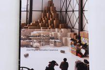 Selección editorial MUCh / Libros que dan cuenta de las exposiciones que han habitado el Museo Universitario del Chopo.