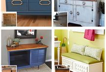 furniture diy / by Tammy Clark