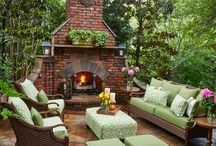 Outdoor living space dreams