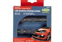 LED Daytime Running Kits / Our LED daytime running kits provide constant light throughout the day and night!