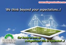 Independent Houses for Sale in Hyderabad / Independent Houses for sale in Gachibowli, Hyderabad might be just the one you are looking for. They defy the rules of living in a city by giving you the space you need and the freshness that it wraps around you is just over whelming.