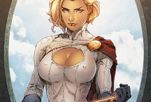 Kissing Cousins / Powergirl  / by Chris