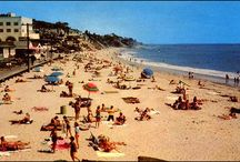 my little town / Because Laguna Beach is my town, and I love it.