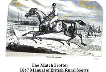 History - Sports / The type of sports gentlemen, and sometimes ladies, enjoyed throughout history. Includes, racing, fishing, hunting, sailing etc.