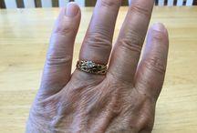 1976 wedding rings