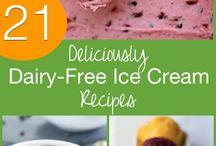 Dairy free & Paleo recipes
