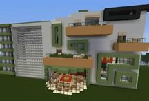 INTERFACE Minecraft Competition / Images of some of the great entries from students in our Minecraft competition.