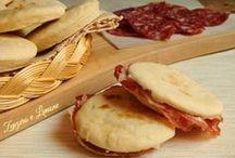 finger food/ stuzzichini/ antipasti