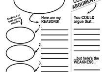 Writing: Argument/Persuasive