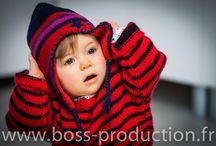 Photos de bébé / Séances photo de bébé au studio