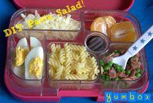 Kindergarten / School Lunches
