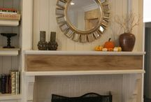 Design- Fireplaces / by Summer Perriton Bell