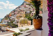 Balcony Views / Travel