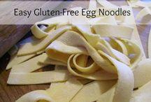 gluten free / by andrea d