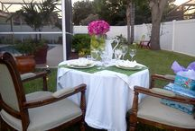 Date Night / Private Outdoor Date Night Dinner..  http://www.letmychefbeyours.com/orlando-date-night