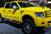 awesome trucks / by Paul Dunsdon