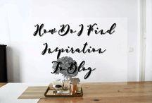 Blog Ideas / An idea blog post!