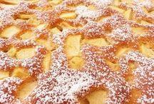 schnelle Kuchen mit Rührboden