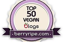 Vegan Blog Awards / Vegan Blog Awards / by Ordinary Vegan