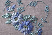 Crafts / Ribbon art