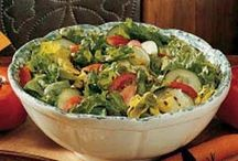 Salad / by Angela Guglielmelli Dorman