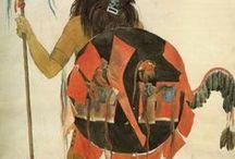 Karl Bodmer Indian Art
