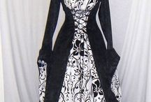 Medievil/gothic/celtic / Medievil clothing, bridal wear, crowns and jewelry.  Any thing to do with this period of time