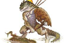 Heimr - Lizardmen