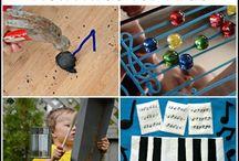 Zabawy muzyczne dla dzieci