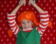 Kinderfeestjes / Themafeestjes, verkleedfeestjes, kinderfeestjes thuis